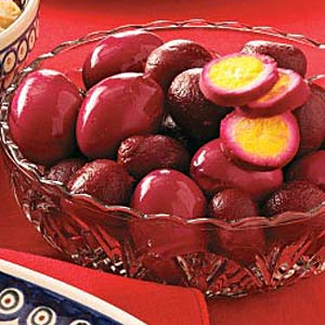 pickled eggs with beets taste of home